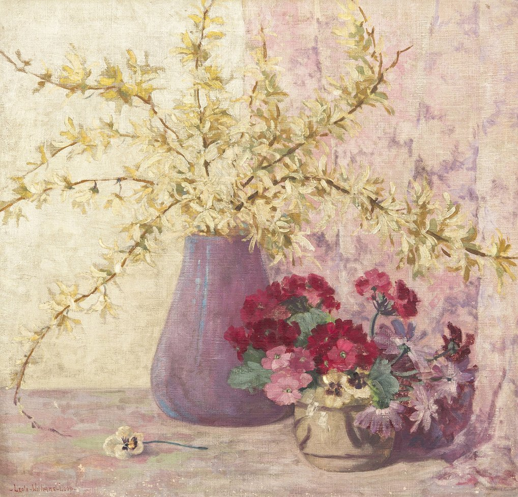 19: Leota Williams Loop, (American, 1893-1961), Still L