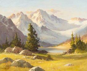 Robert William Wood, (American/British, 1889-1979),