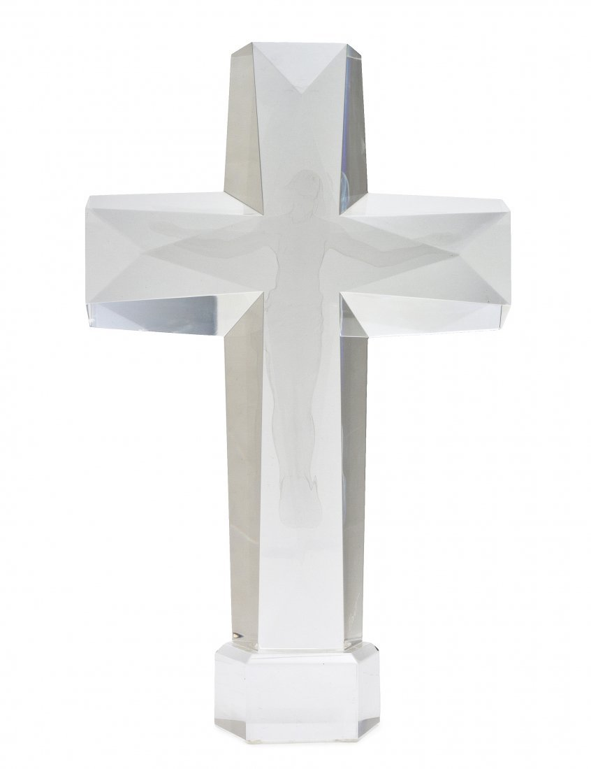 72: Frederick Hart, (American, 1943-1999), Cross of the
