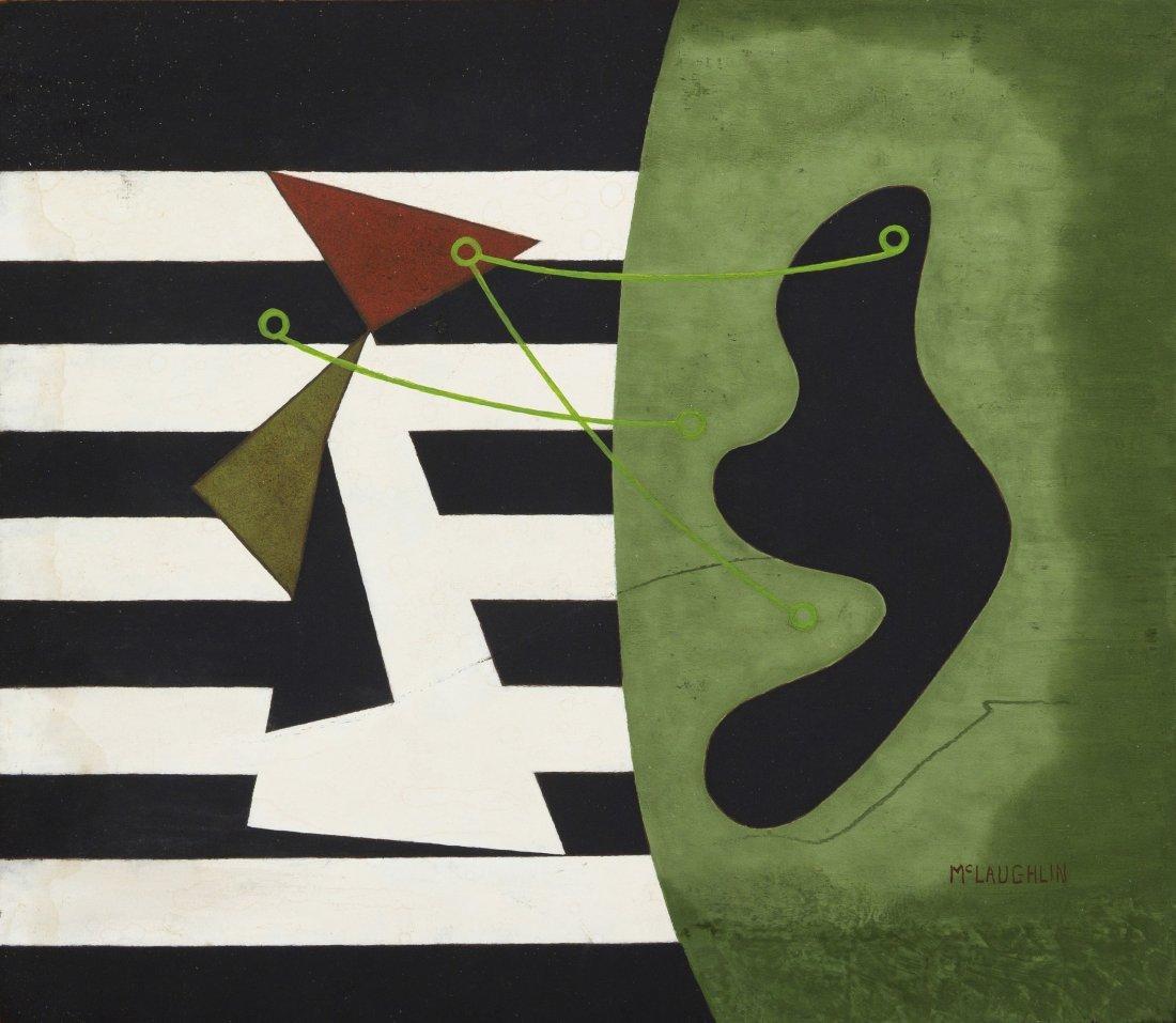1002: John McLaughlin, (American, 1898-1976), Abstract