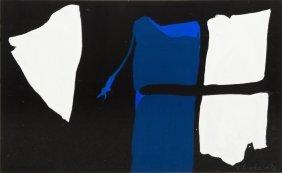 1005: James Brooks, (American, 1906-1992), Untitled, 19
