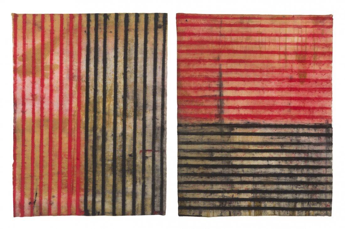 1008: Robert Kelly, (American, b. 1956), Tantra Ledger