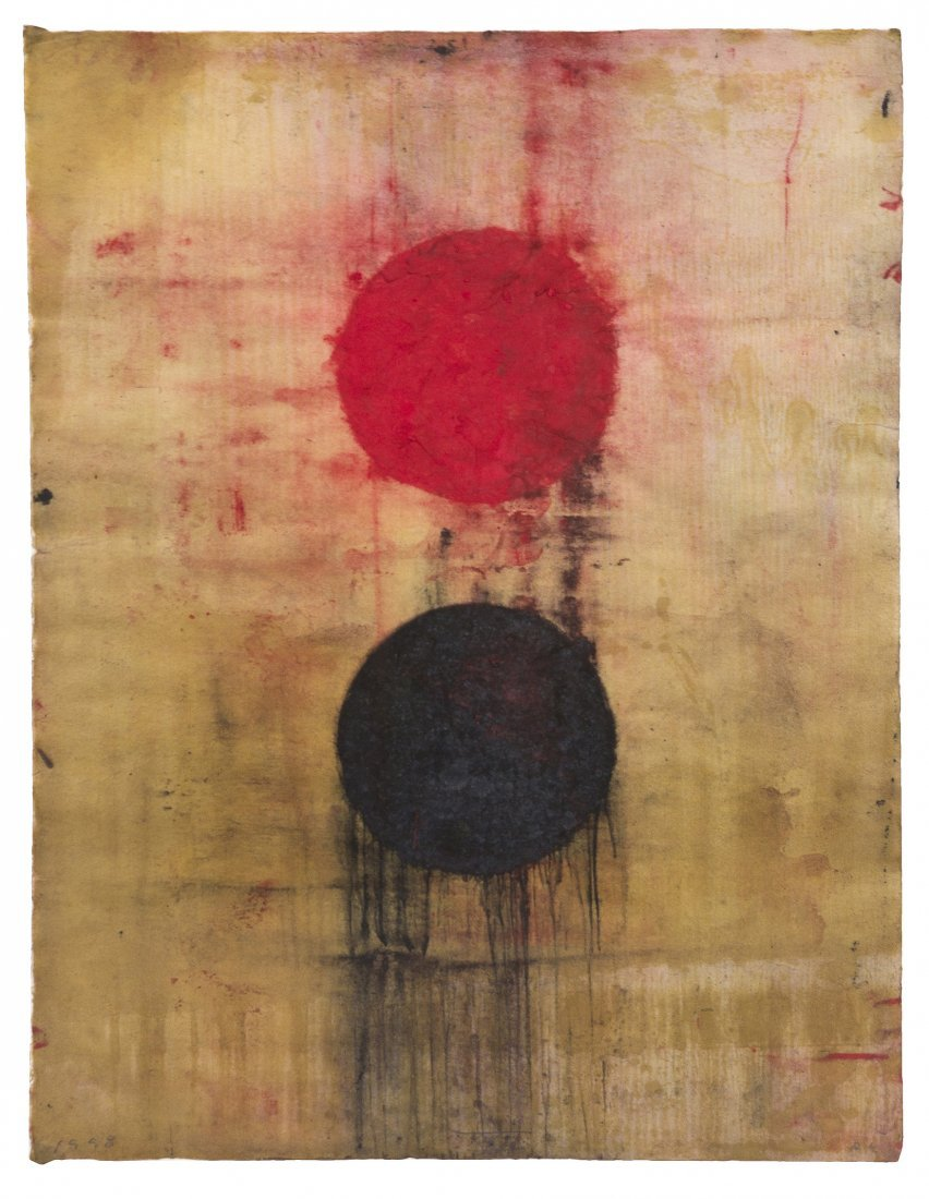 1009: Robert Kelly, (American, b. 1956), Tantra Ledger