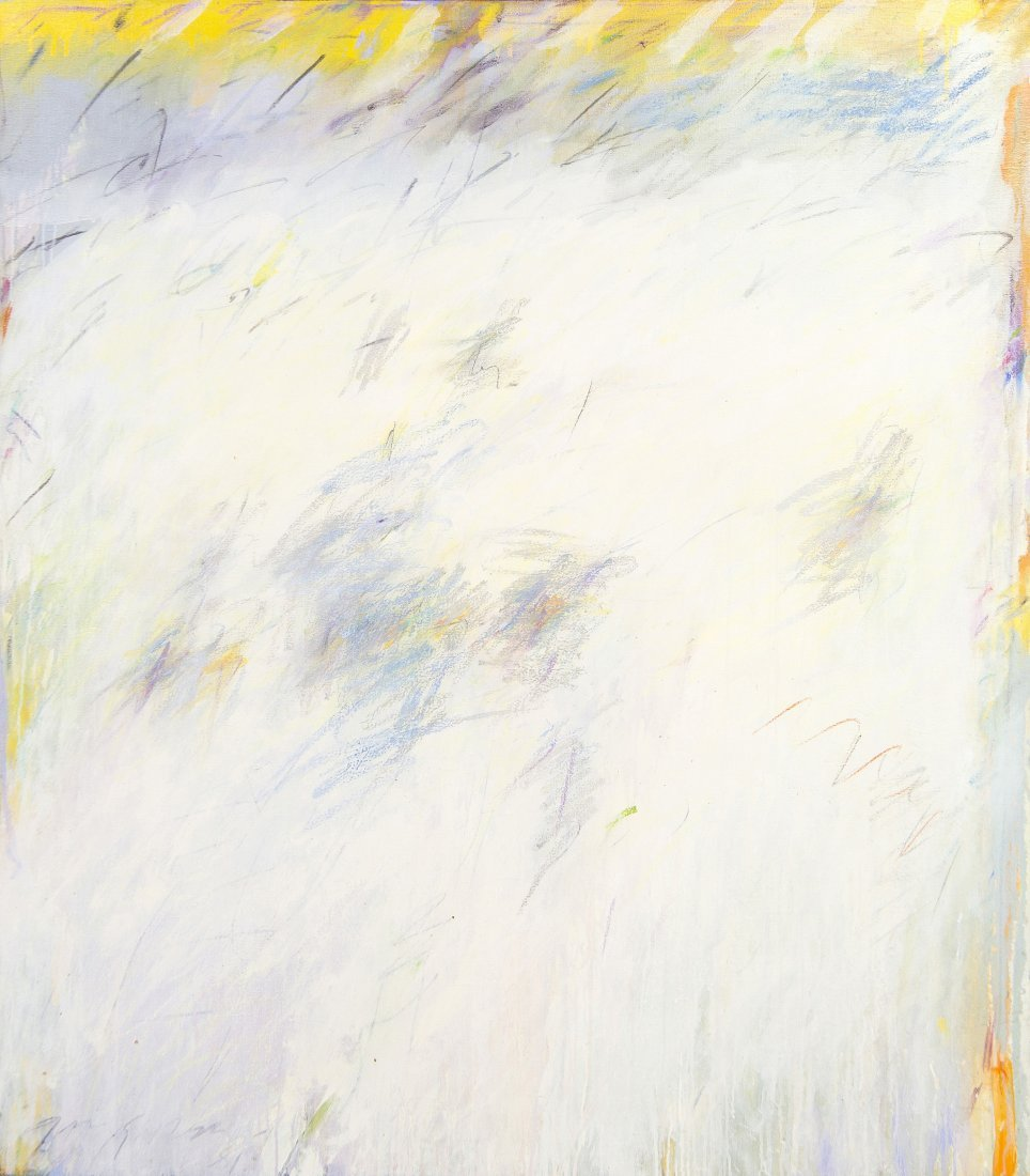 1024: George Waite, (American, 1934-1994), Untitled, 19