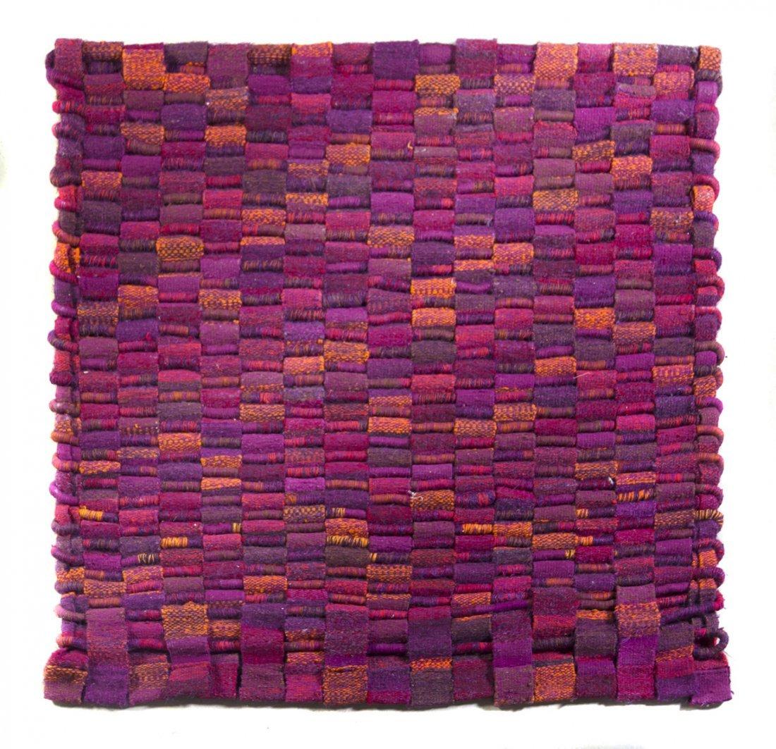 1054: A Woven Wool and Horsehair Textile, Olga de Amara
