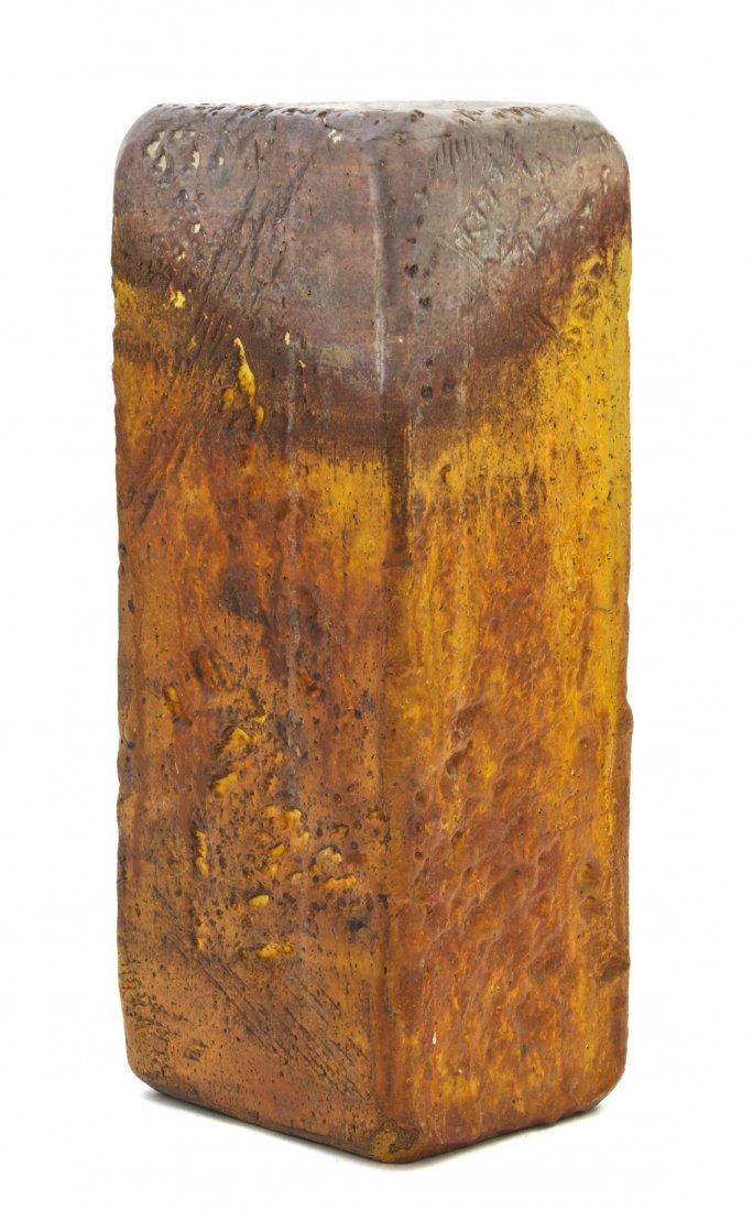 1066: An Italian Pottery Vase, Fantoni for Raymor, Heig