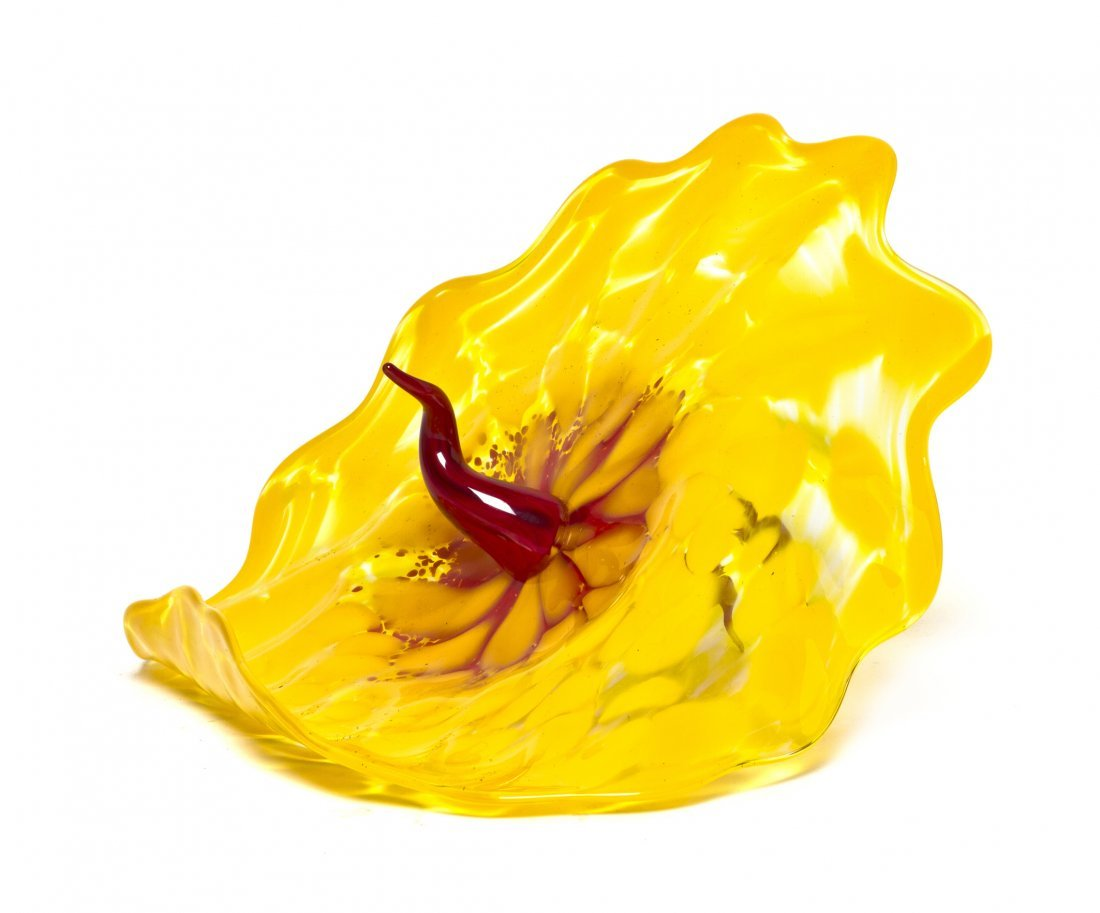 1077: A Glass Sculpture, Dale Chihuly (American, b. 194
