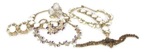 978: A Group of Costume Jewelry,