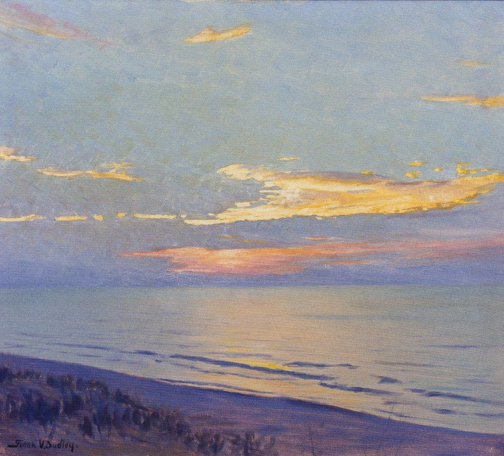 Frank Virgil Dudley, (American, 1868-1957), The Enc