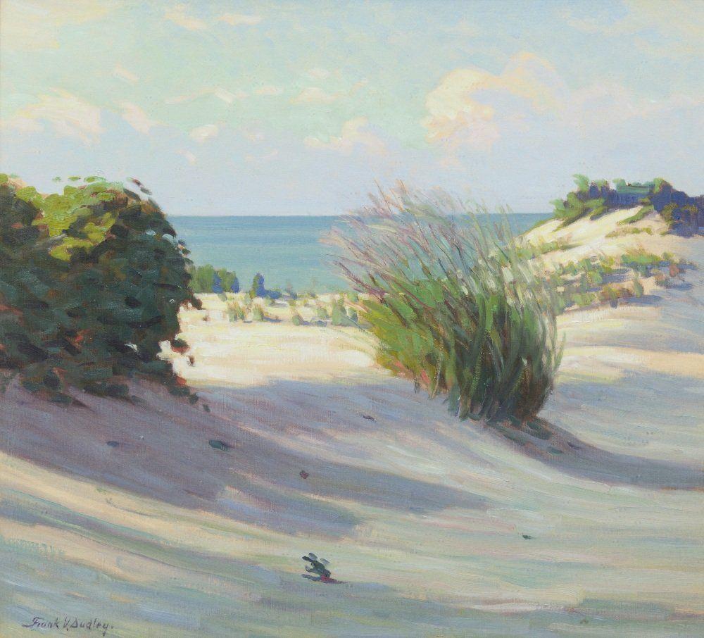 Frank Virgil Dudley, (American, 1868-1957), A Fine