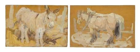 58: Leon Schulman Gaspard, (American/Russian, 1882-1964