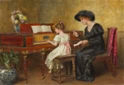 169: George Goodwin Kilburne, (British, 1839-1924), The
