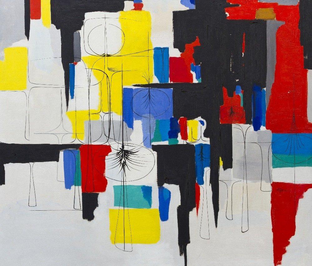 1007: Richard Koppe, (American, 1916-1973), Light and S
