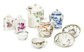 439: A Collection of Chinese Porcelain Table Articles,
