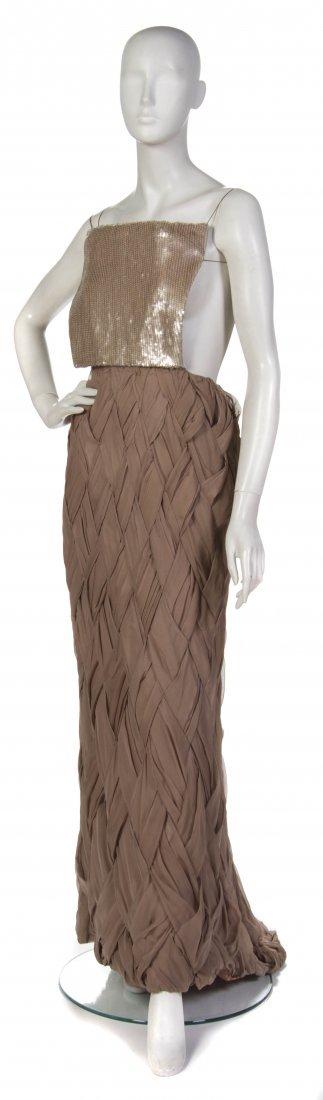 Abraham Pelham, (Liberian/French), Evening Gown
