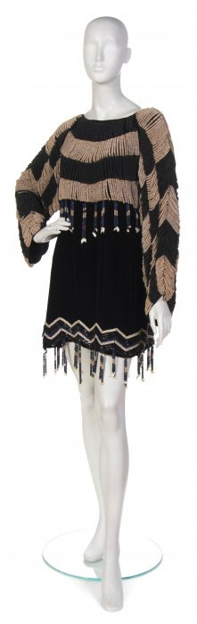 Anna Sui, (American, b. 1964), Dress
