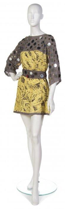Missoni, (Italian), Dress