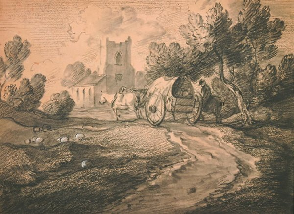 710: Thomas Gainsborough (British, 1727-1788)