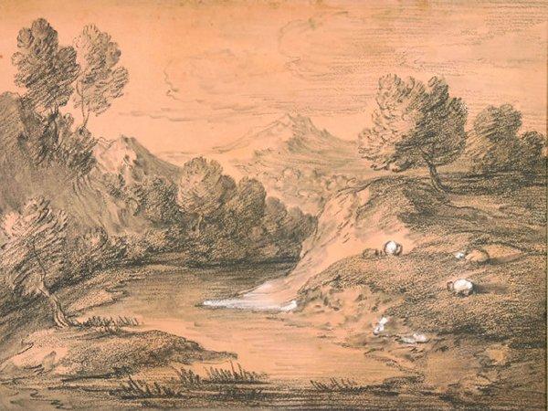 711: Thomas Gainsborough (British, 1727-1788)