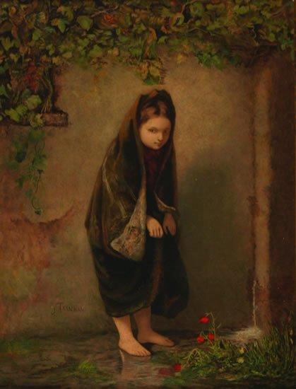 727: Jacob Taanman (Dutch 1836-1936)