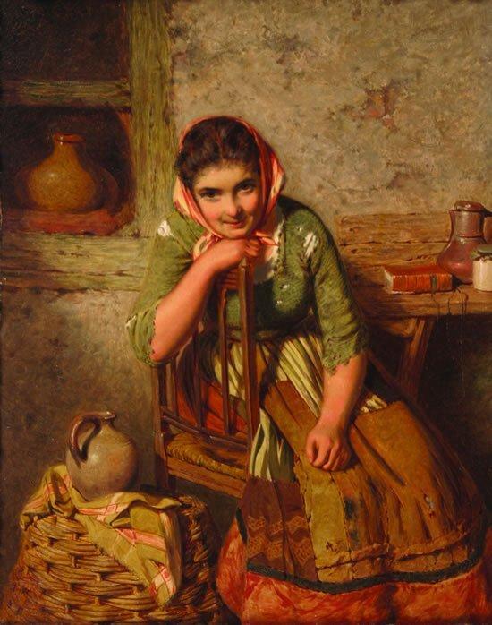 728: Edwin Thomas Roberts (British, 1840-1917