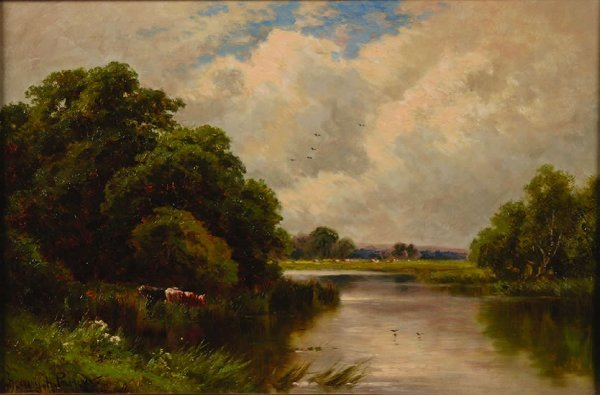 733: Henry H. Parker (British, 1858-1930)