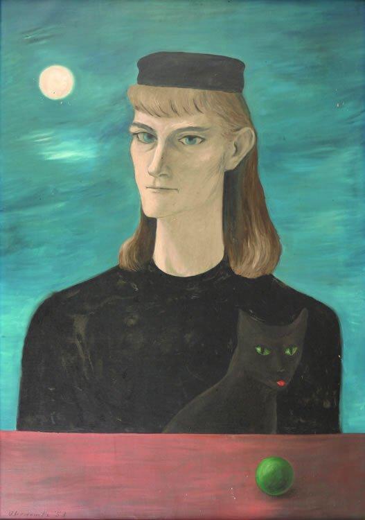 1: Gertrude Abercrombie