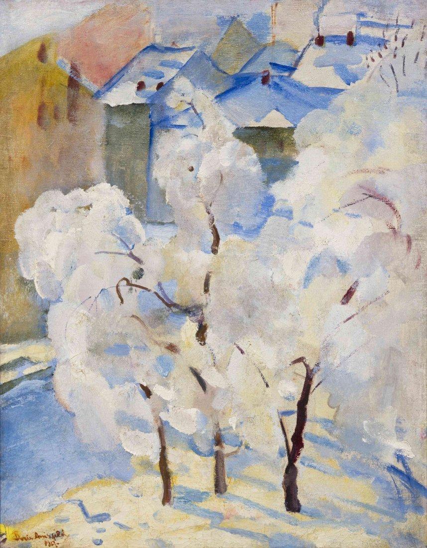 Boris Izrailovich Anisfeld, (Russian, 1879-1973), Melti