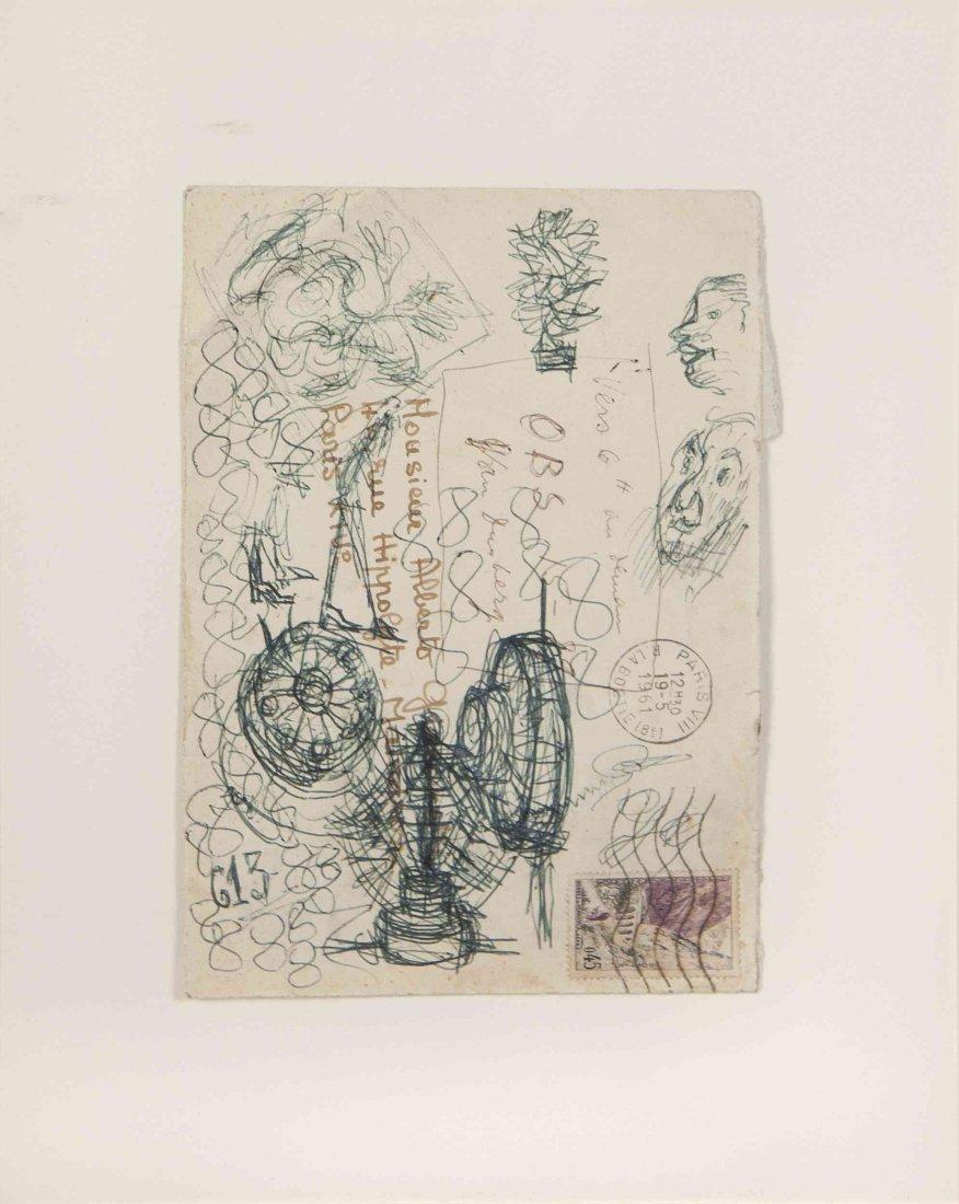 Alberto Giacometti, (Swiss, 1901-1966), The Electric Fa
