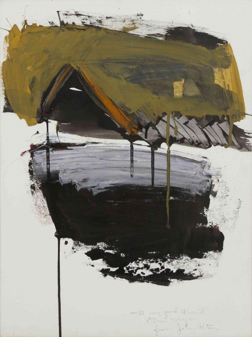 John Altoon, (American, 1925-1969), Untitled
