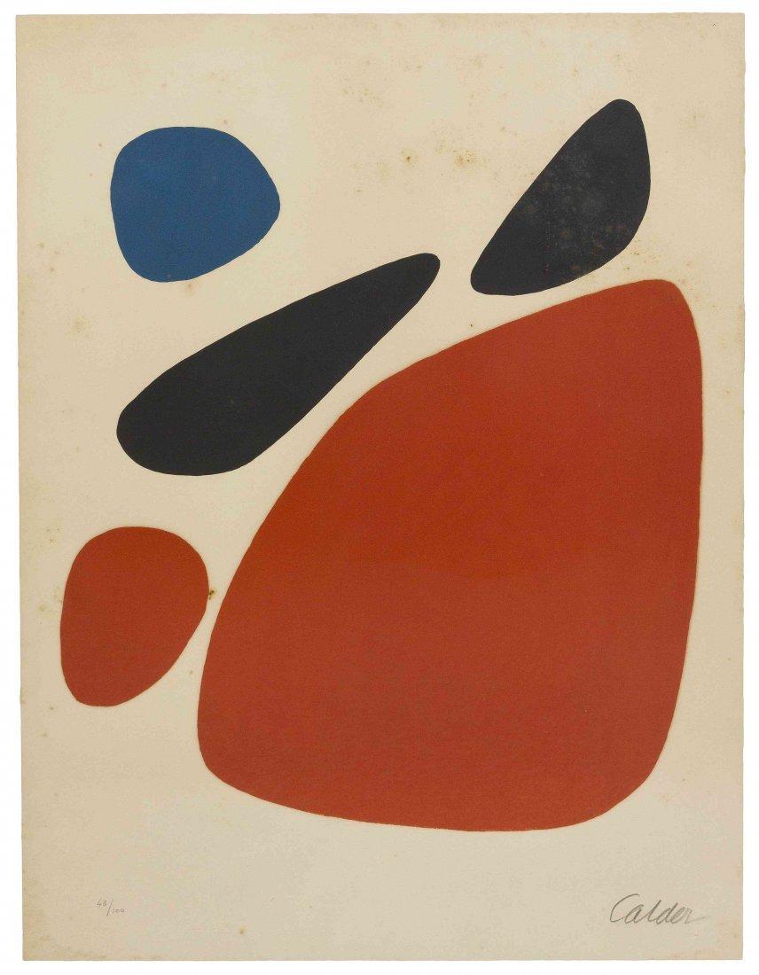 Alexander Calder, (American, 1898-1976), Stones