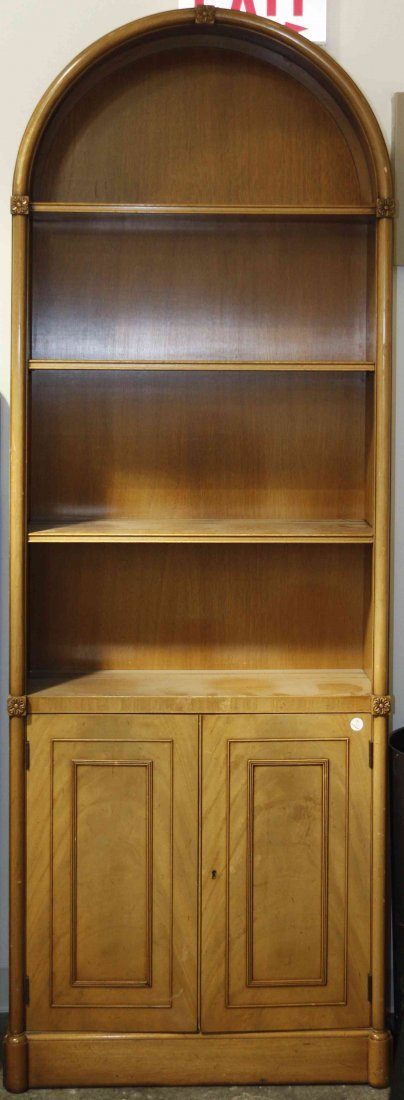 A Beacon Hill Bookcase Cabinet, Height 86 x width 30 x