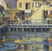 Artist Unknown, (American School, 20th Century), On the