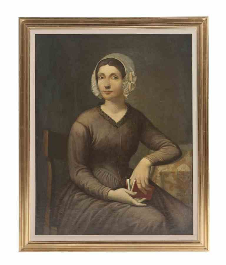 French School, (19th/20th century), The Godmother