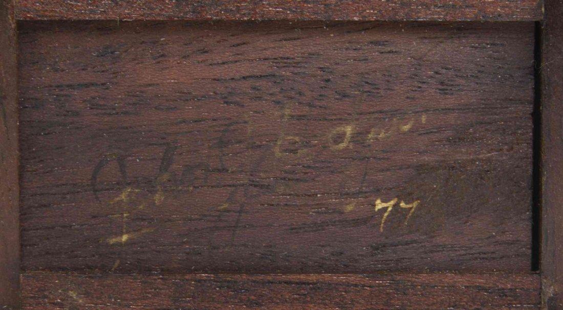 A Regency Style Mahogany Pembroke Table, John J. - 2