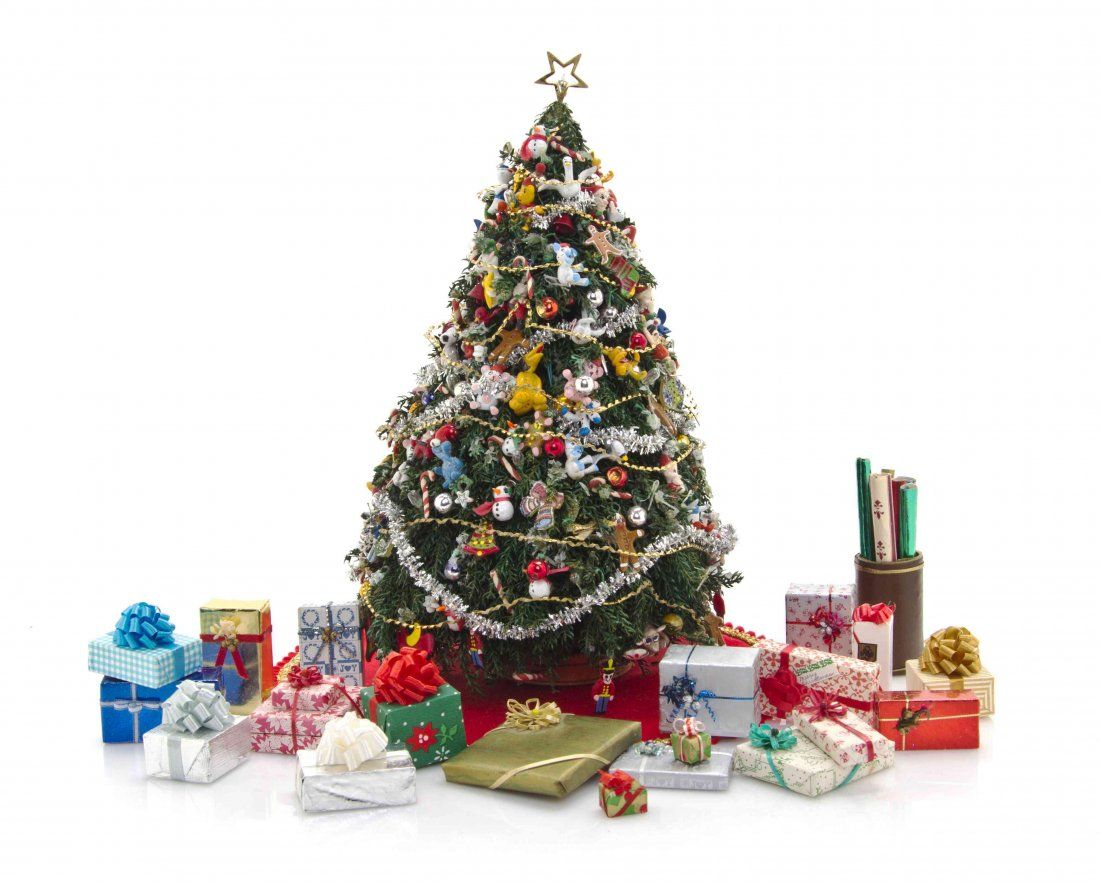 A Collection of Miniature Christmas Articles, Height of