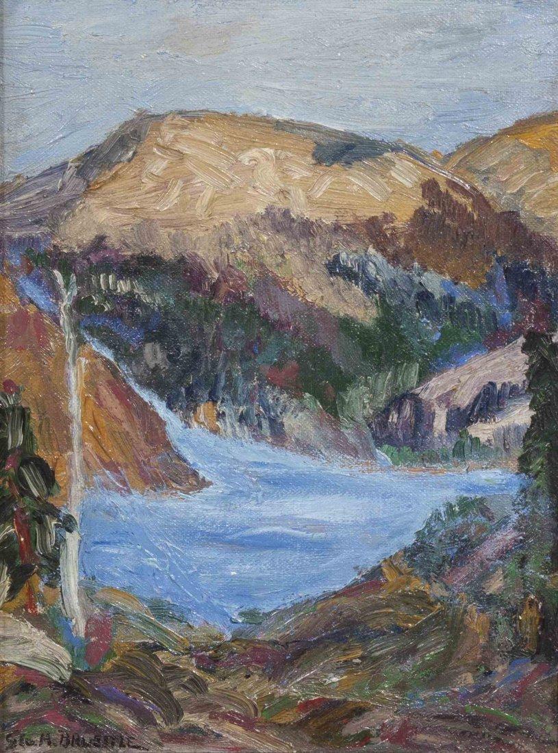George Matthew Bruestle, (American, 1872-1939),