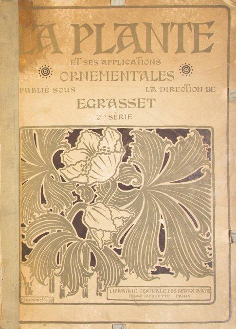(BOTANY) GRASSET, M. EUGENE. La plante et ses - 2