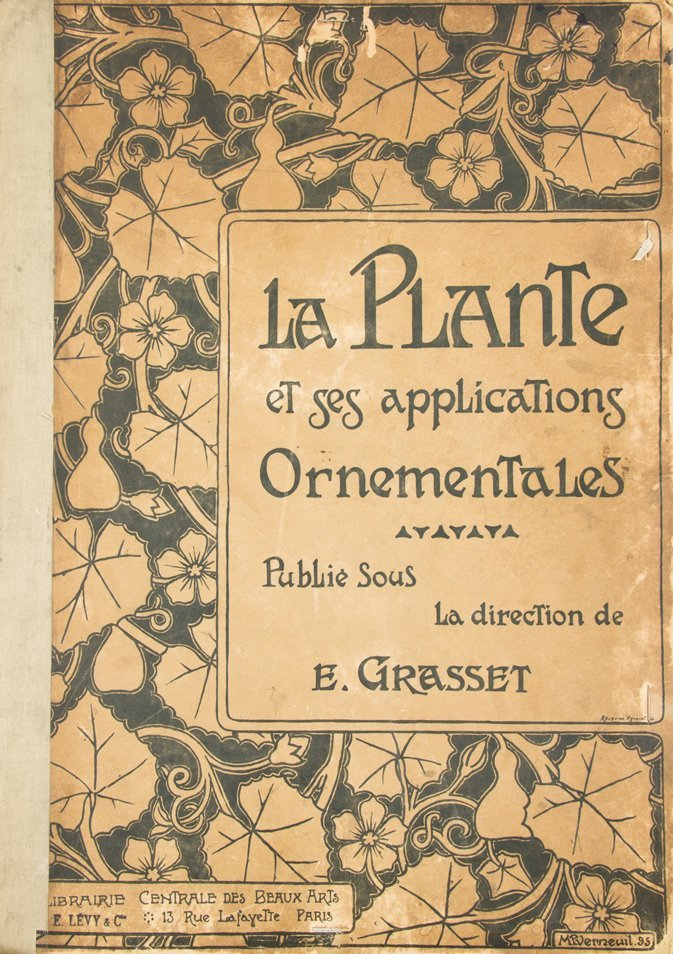(BOTANY) GRASSET, M. EUGENE. La plante et ses - 3