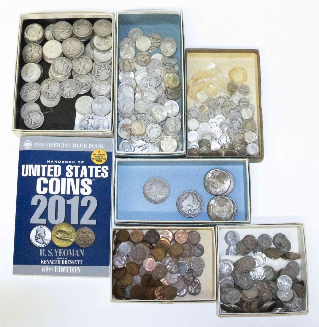A Collection of American Coins,