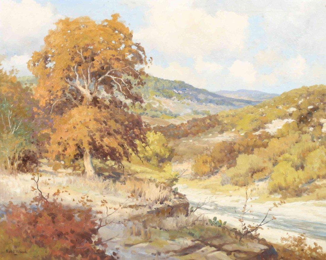 Robert William Wood, (American, 1889-1979), Texas