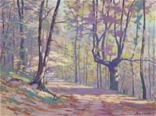 Frank Virgil Dudley, (American, 1868 - 1957), Untitled