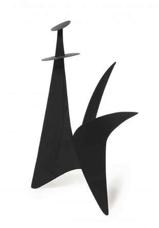 Alexander Calder, (American, 1898-1976), Le Champignon,