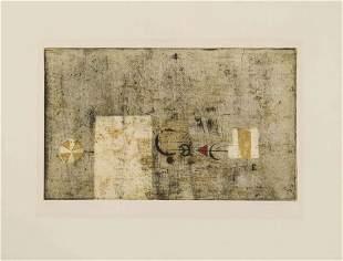 Johnny Friedlaender, (German, 1912-1992), Untitled,