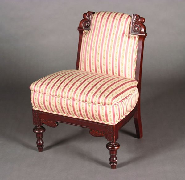 21: A Late Victorian Chair.