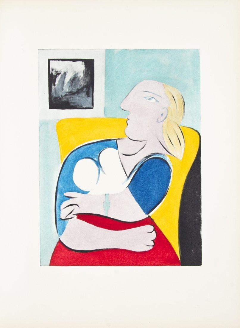 (PICASSO, PABLO) RUSSOLI, FRANCO. Picasso. Venti