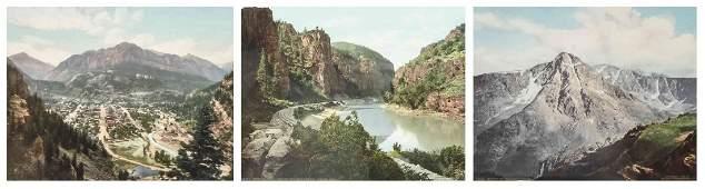 William Henry Jackson, (American, 1843-1942), Mount of