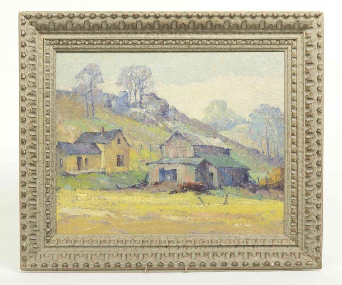 Albert Alfredson, (American, 1907-1977), Untitled
