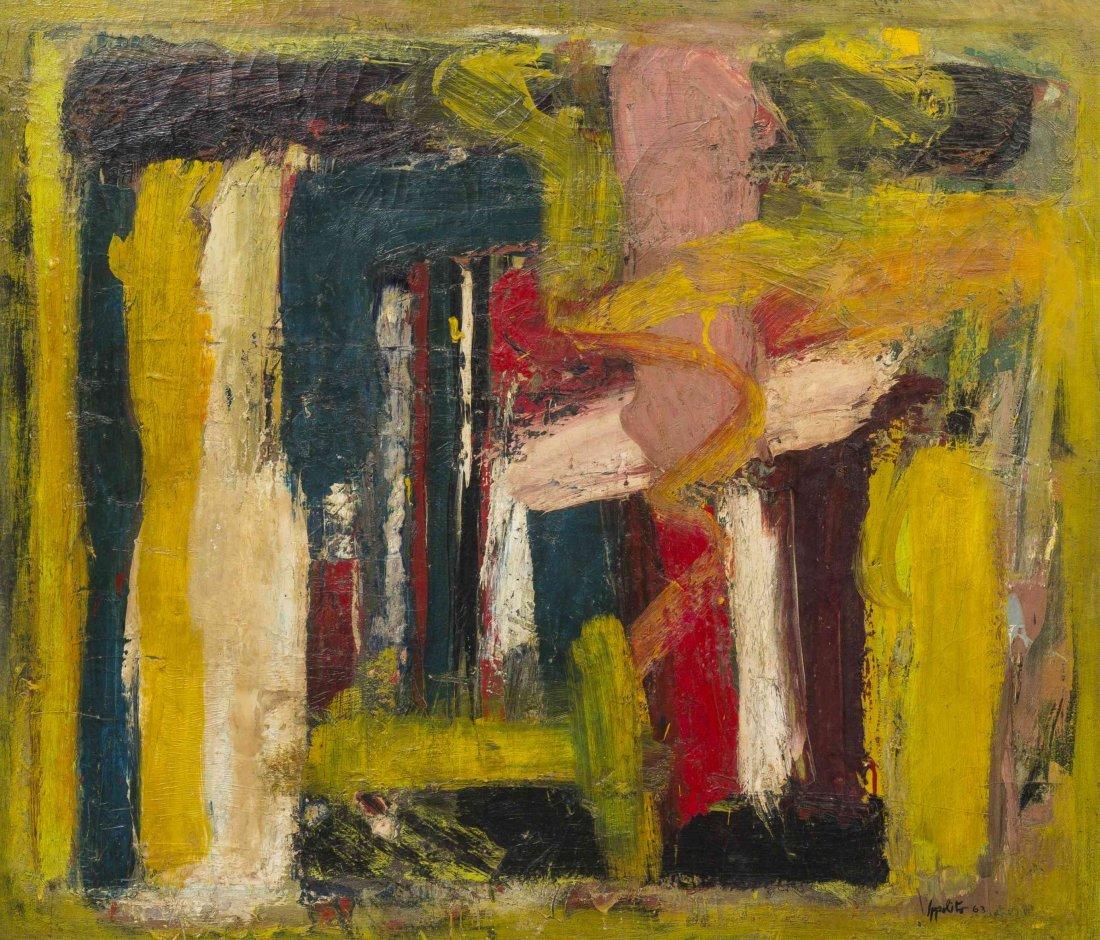 Angelo Ippolito, (American, b. 1922-2001), Untitled,