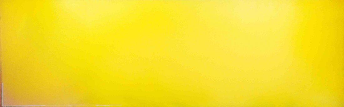Jules Olitski, (American. 1922-2007), Yellow Looshe,